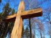 Bild 25 Blick auf das Kreuz